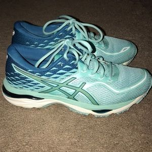 ASICS Aqua Running Shoes